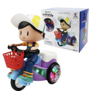 Stunt Tricycle
