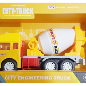 Engineering toys set