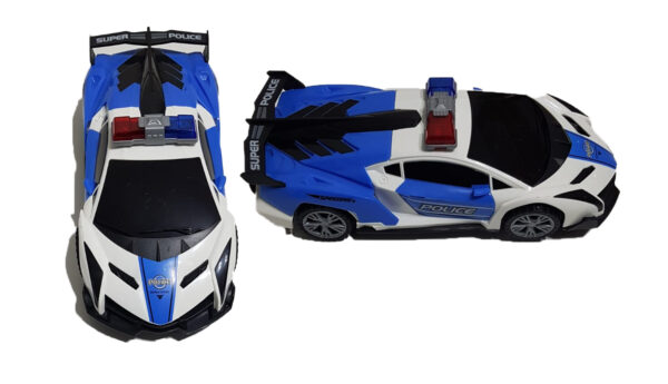 Transform Robert car